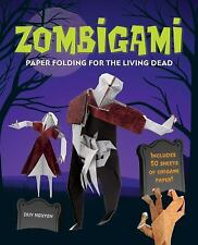 Zombigami : Paper Folding for the Living Dead-Duy Nguyen-2012 Spiral bound HC