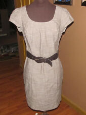 i Z Byer Womens Junior Dress Size 11 Gray Casual & Business Attire Professional