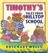 Timothy's Tales From Hilltop School (Picture Puffin Books)-ExLibrary