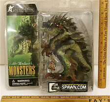 2002 McFarlane's Monsters Sea Creature Spawn McFarlane Toys Action Figure  MIB