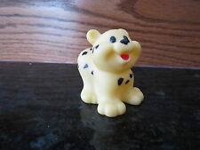 Fisher Price Little People baby tiger yellow zoo petting animal cat Mc Donalds