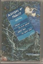 MASTERS OF REALITY s/t The Blue Garden CASSETTE TAPE SEALED Ginger Baker stoner