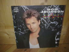 "DON JOHNSON heartbeat 12"" MAXI 45T"