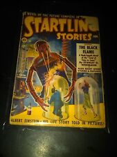 Startling Stories January 1939 FIRST ISSUE