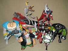 McFarlane Toys Series 1 Spawn 6 Figure Lot 1994 Clown Tremor & Spawn Mobile