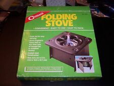 Coghlan's Folding Stove Camping Survival Emergency Cooking Supplies Hiking