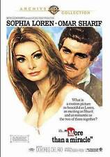 More than a Miracle (DVD, 2014) Sophia Loren, Omar Sharif (Cinderella Story)