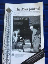 Antique Wireless Association Journal Oct. 2006 VTG Radio Tube Schematics Kent 84