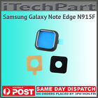 Samsung Galaxy Note Edge N915 Camera Lens Cover Replacement BLACK