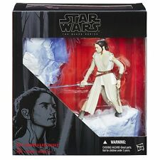 "Star Wars Black Series 6"" Rey with Starkiller Base"