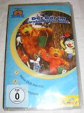 Der Bär im großen blauen Haus - Folge 9 - VHS  Neu + OVP in Folie FSK0