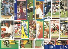 (20) 1991 Auburn University Tigers Alumni Cards NO DUPES! Barkley Bo Jackson