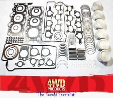 Engine Reconditioning kit - Suzuki Grand Vitara XL7 5Dr 2.7 V6 H27A (01-06)