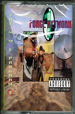 The M M E Program 1 [PA] by Force One Network (Cassette)BRAND NEW FACTORY SEALED