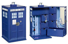 DOCTOR WHO - TARDIS JEWELRY BOX BRAND NEW GREAT GIFT OFFICIAL BBC