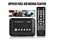 1080P Full HD Multi TV Media Player HDMI Video YPbPr USB SDHC MKV RM RMVB MP3 AV