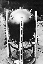 WW1 - Guerre 14/18 - Mine sous-marine  flottante allemande