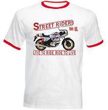 DUCATI 500 PANTAH SL-nueva Camiseta Algodón-todos Los Tamaños En Stock
