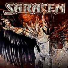 Saracen - Redemption CD 2014 Brand new Traditional British Hard Rock