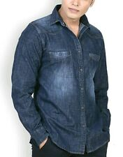 Men's Denim casual shirt from SPEAK