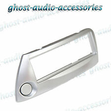 Ford KA Silver Adapter Plate / Fascia / Facia Panel Surround 1996 - 2008