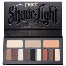 12 Colors Kat Von D Matte Eyeshadow Palette Shade + Light Eye Contour Makeup Set