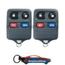 2 Replacement for 1995-2006 Mercury Grand Marquis : Key Entry Fob Remote