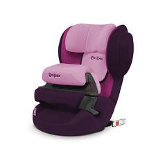 Silla de coche Grupo I 9-18 Kgs Cybex Juno 2-Fix Purple Rain Purple