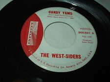 THE WEST-SIDERS Candy Yams/Blues for Breakfast 45 Promo Infinity R&B Soul Instro