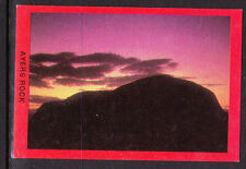 Tip Top Sunblest Nature Cards Ayers Rock