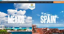 7 nights 8 days all inclusive vacation in Mexico or Spain Sandos Resort