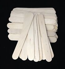 100 waxing spatulas, wooden tongue depressor,Tattoo, wax stick,hair removal,Holz