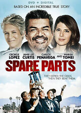 Spare Parts  (DVD 2015) DVD ONLY