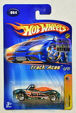 HOT WHEELS 2005 TRACK ACES 4/10 POWER PIPES #064 FACTORY SEALED