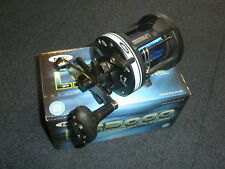 NGT LS3000 Multiplier Reel with Levelwind (Loaded with Line) Sea Fishing tackle