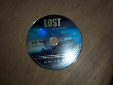 Lost Fourth Seson DVD Disc 2 episodes 4-7