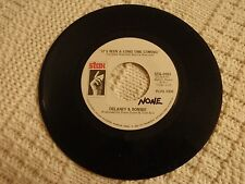 DELANEY & BONNIE  IT'S BEEN A LONG TIME COMING/SAME PROMO STAX 3 M-