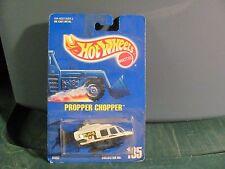 Hot Wheels 185 Propper Chopper Mint on Card