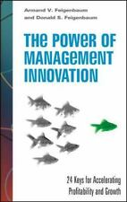 The Power of Management Innovation: 24 Keys for Accelerating Profitabi-ExLibrary