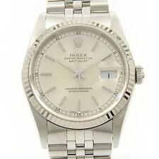 Authentic ROLEX 16234 Datejust SSxWG Automatic  #260-001-171-4521