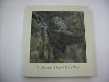 SOL INVICTUS - DEATH OF THE WEST - CD LIKE NEW CONDITION PROPHECY 2011