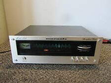 Vintage Marantz Model 104 AM / FM Tuner  Working GOOD