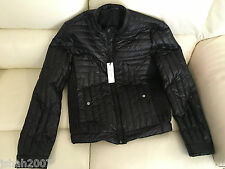 BRAND NEW VERSACE COLLECTION BLACK MENS BOMBER JACKET SIZE 48 RRP £450