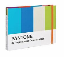 Pantone: 35 Inspirational Color Palletes Pantone, Pantone LLC (COR), Good Book