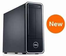 NEW DELL INTEL QUAD CORE 2.66GHz 8GB 500GB HD WINDOWS 10 PRO DESKTOP PC + OFFICE