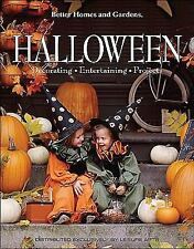 Halloween (Leisure Arts #4670) by Better Homes and Gardens, Leisure Arts