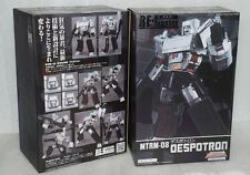 New Maketoys Transformers Re:master MTRM-08 Despotron Megatron Figure In Stock