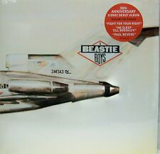 "New & Sealed Beastie Boys ""License To Ill"" LP Vinyl Record in Gatefold Jacket"