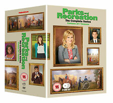 Parks and Recreation Season Complete Series 1 - 7  UK Official Region 2  Sealed