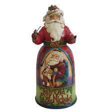 Jim Shore 2014 Christmas Song Series 8th Jolly Old St. Nicholas Santa ~ 4040898